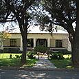 Joan's House, where I lived for six weeks