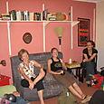 Kathryn, Megan and Erin
